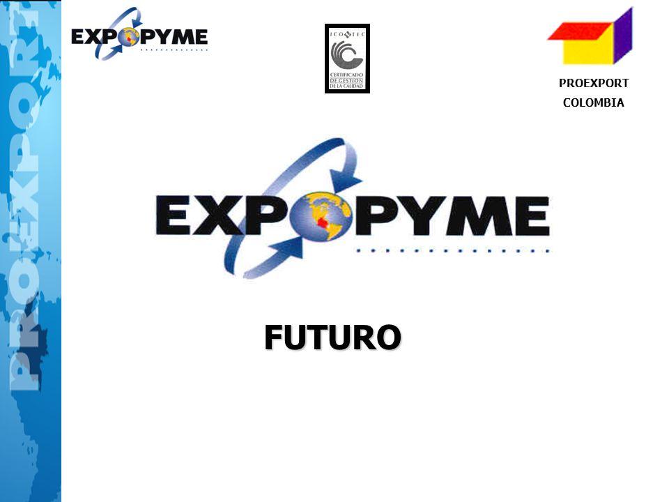 PROEXPORT COLOMBIA. FUTURO.