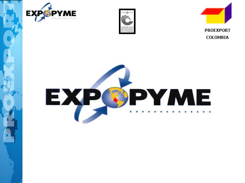 PROEXPORT COLOMBIA.