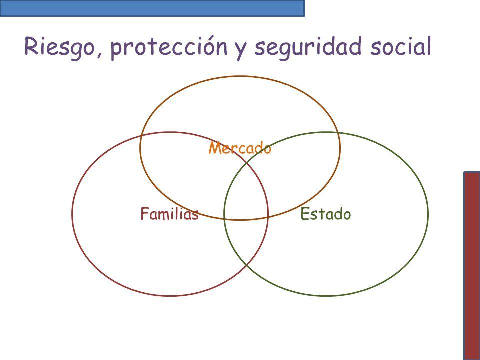 Riesgo, protección y seguridad social