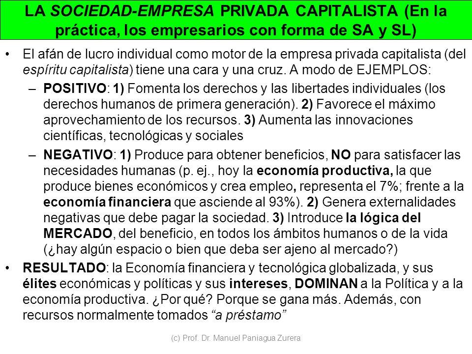 (c) Prof. Dr. Manuel Paniagua Zurera