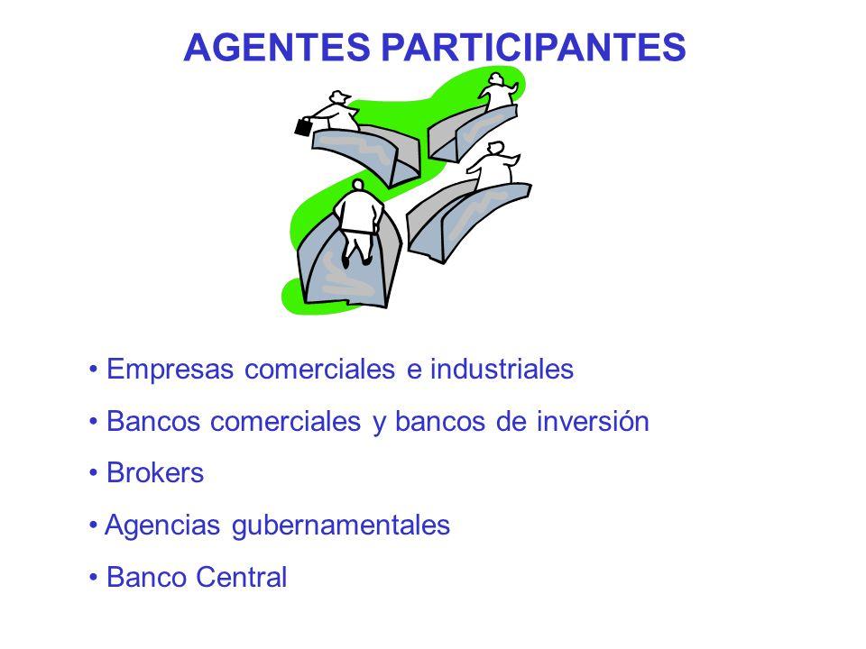 AGENTES PARTICIPANTES