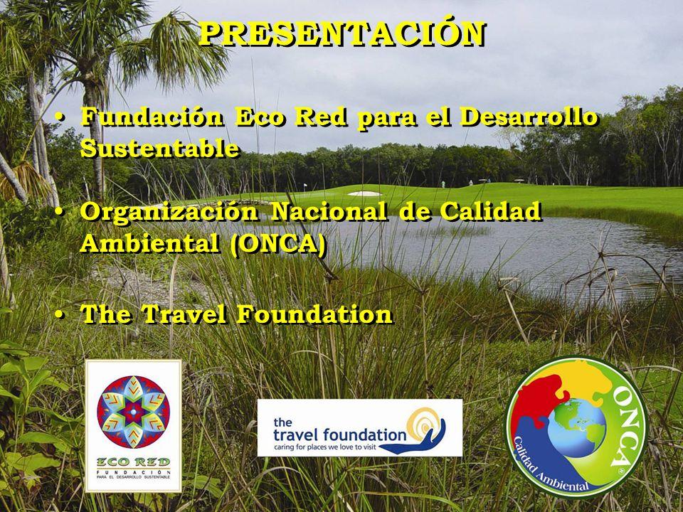 PRESENTACIÓN Fundación Eco Red para el Desarrollo Sustentable