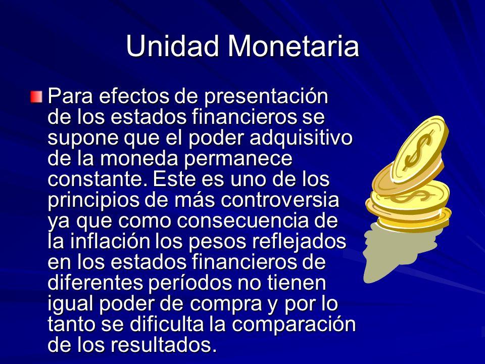 Unidad Monetaria
