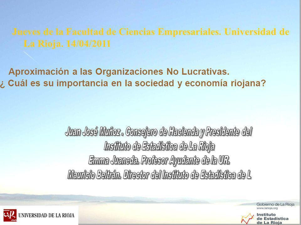 Aproximación a las Organizaciones No Lucrativas.