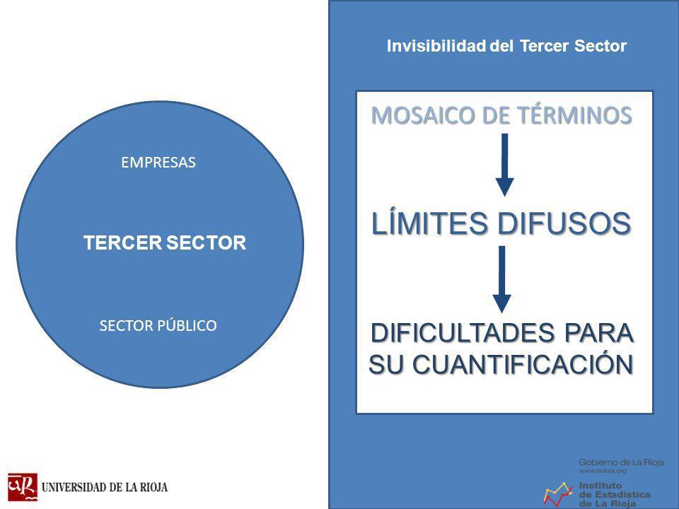 Invisibilidad del Tercer Sector