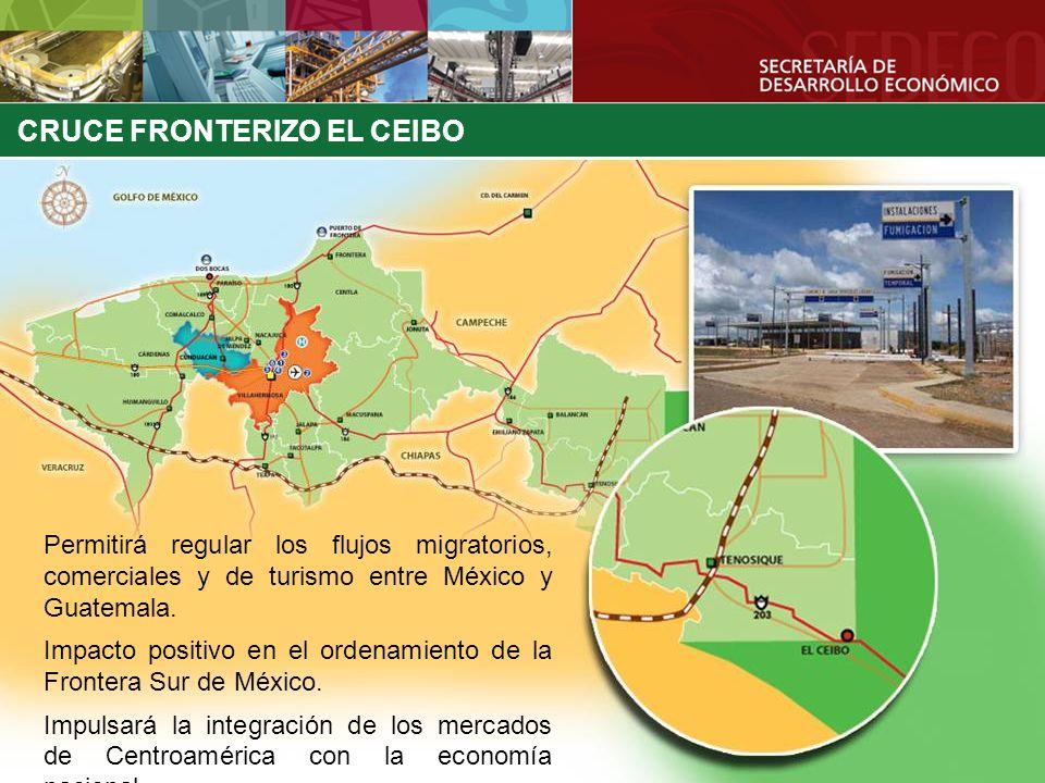 CRUCE FRONTERIZO EL CEIBO
