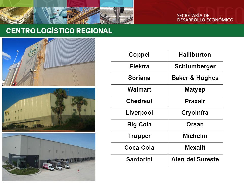 CENTRO LOGÍSTICO REGIONAL