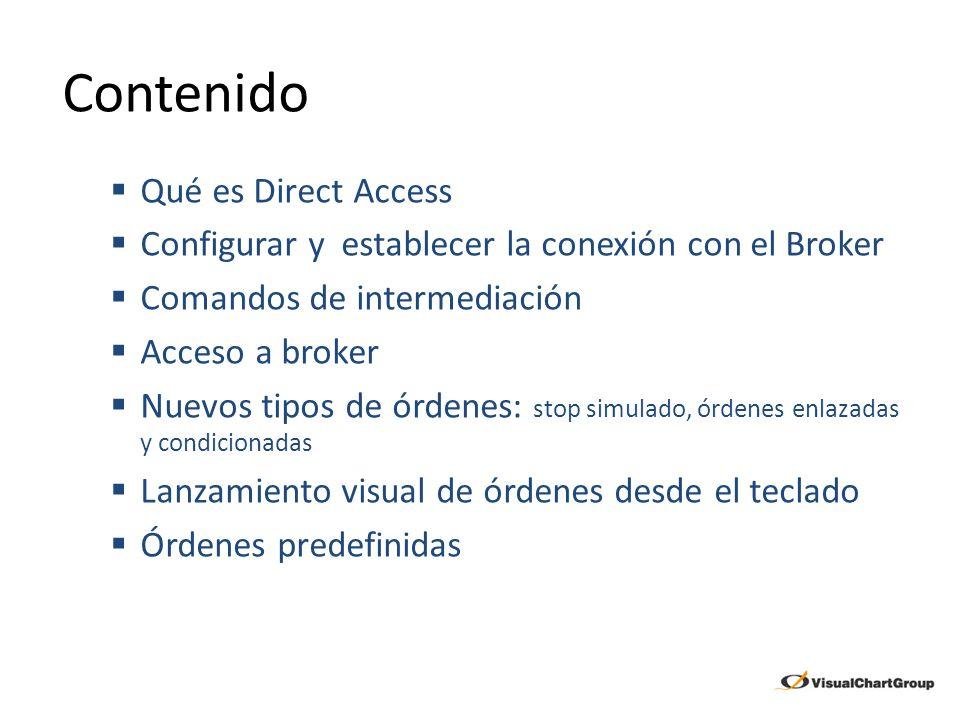 Contenido Qué es Direct Access