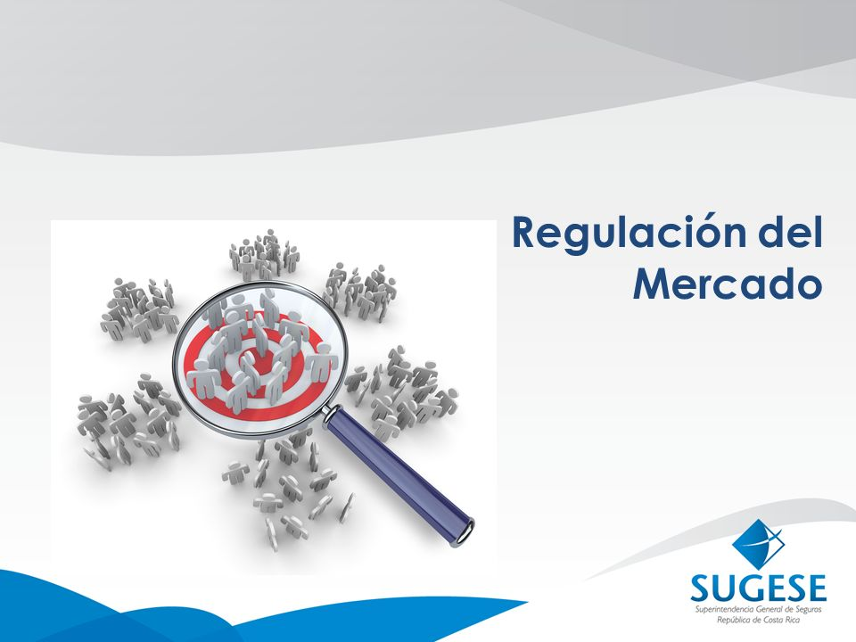 Regulación del Mercado