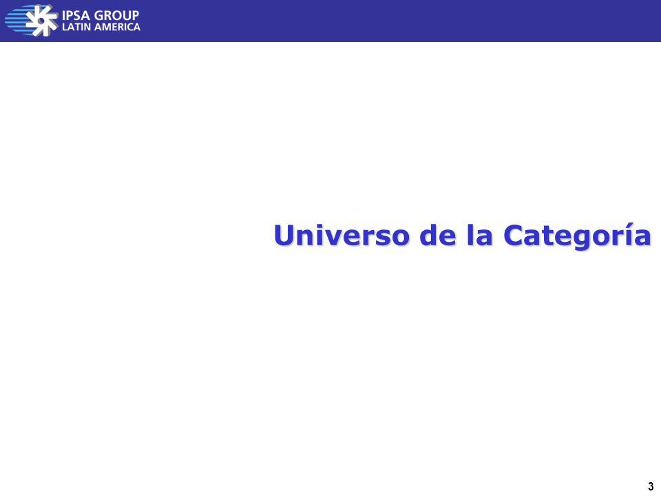 Universo de la Categoría