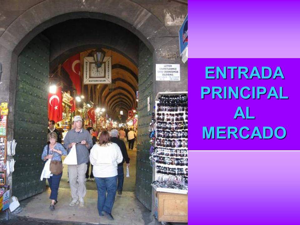 ENTRADA PRINCIPAL AL MERCADO