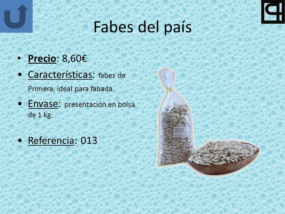 Fabes del país Precio: 8,60€