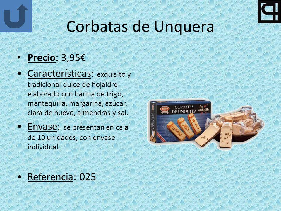 Corbatas de Unquera Precio: 3,95€