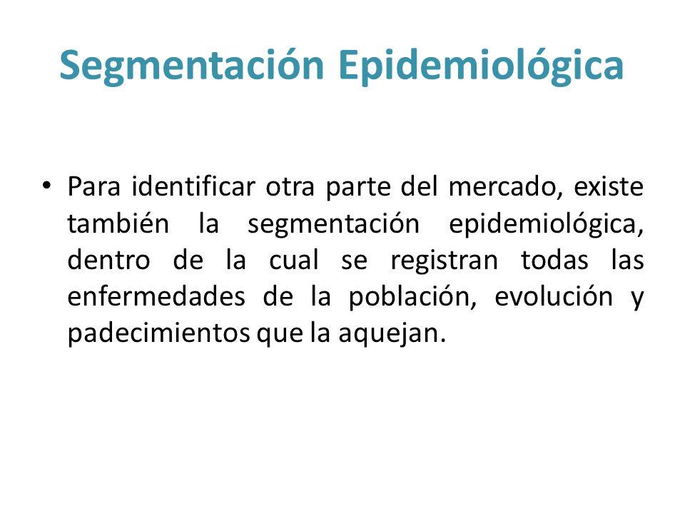 Segmentación Epidemiológica