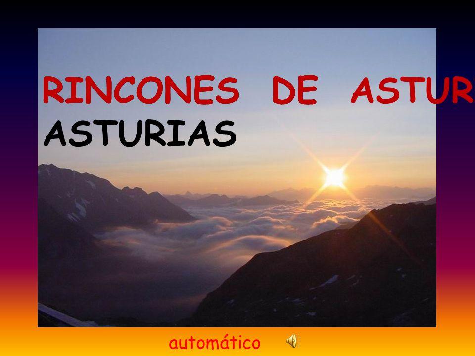 RINCONES DE ASTURIAS RINCONES DE ASTURIAS automático