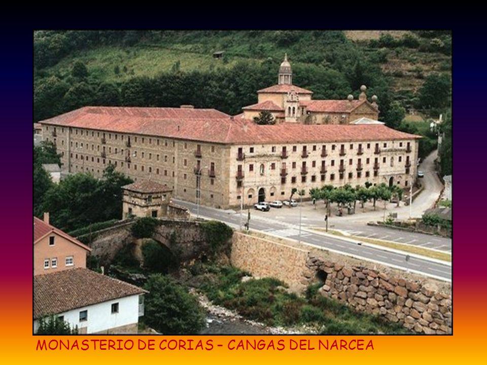 MONASTERIO DE CORIAS – CANGAS DEL NARCEA