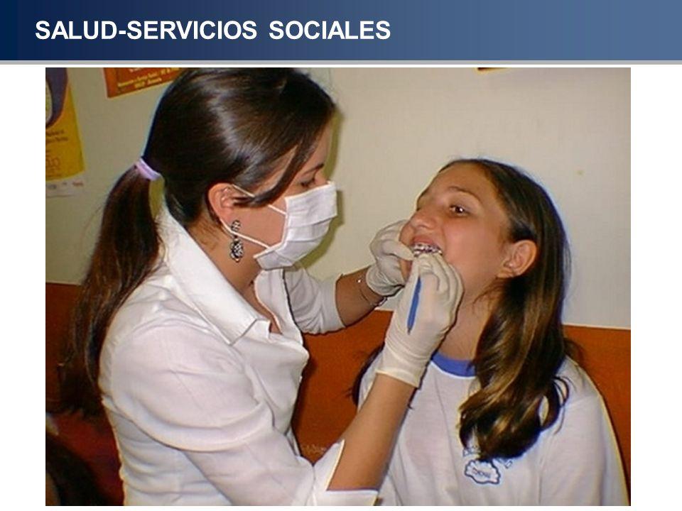 SALUD-SERVICIOS SOCIALES