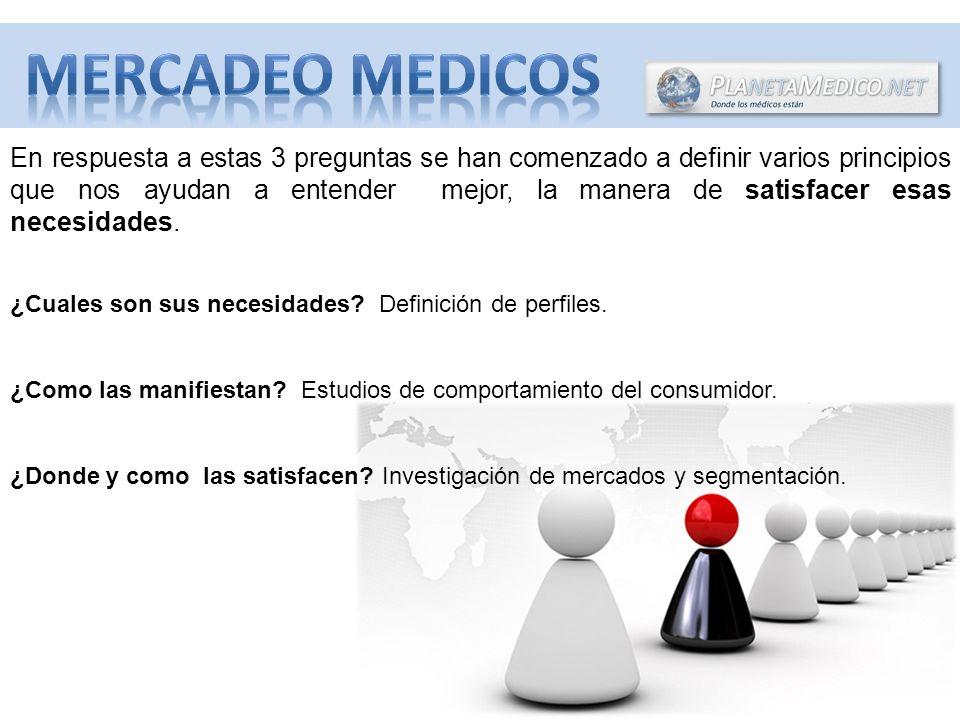 MERCADEO MEDICOS