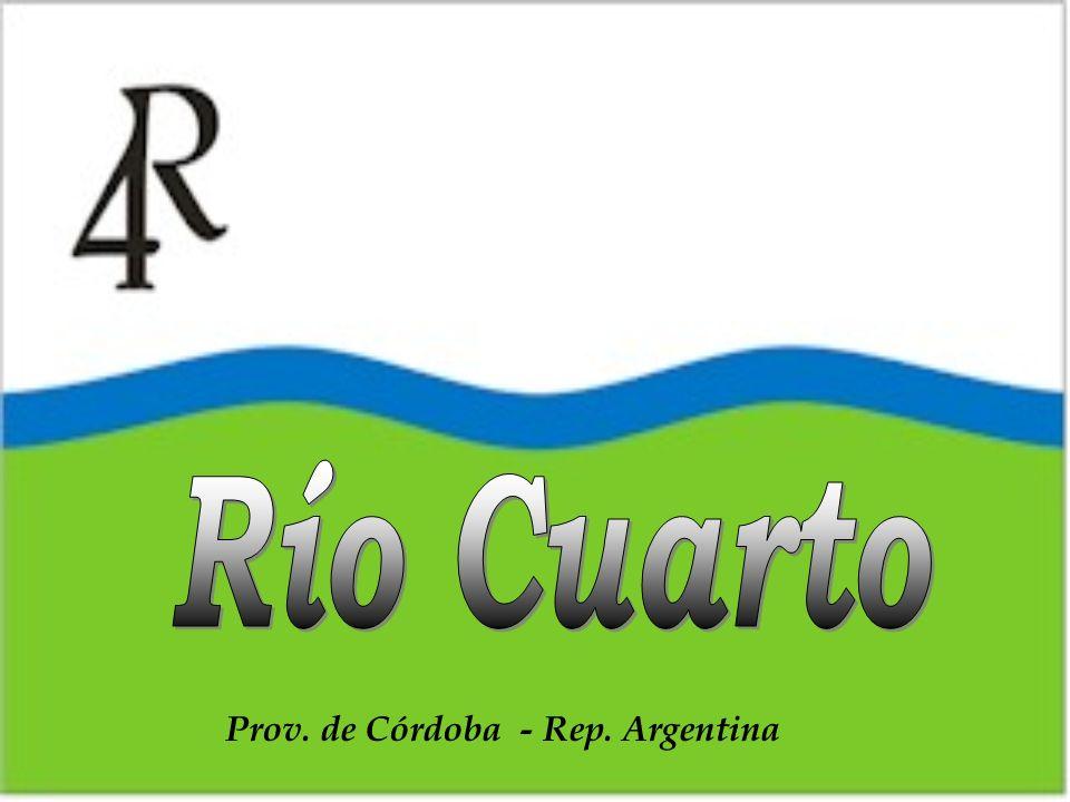 Río Cuarto Prov. de Córdoba - Rep. Argentina