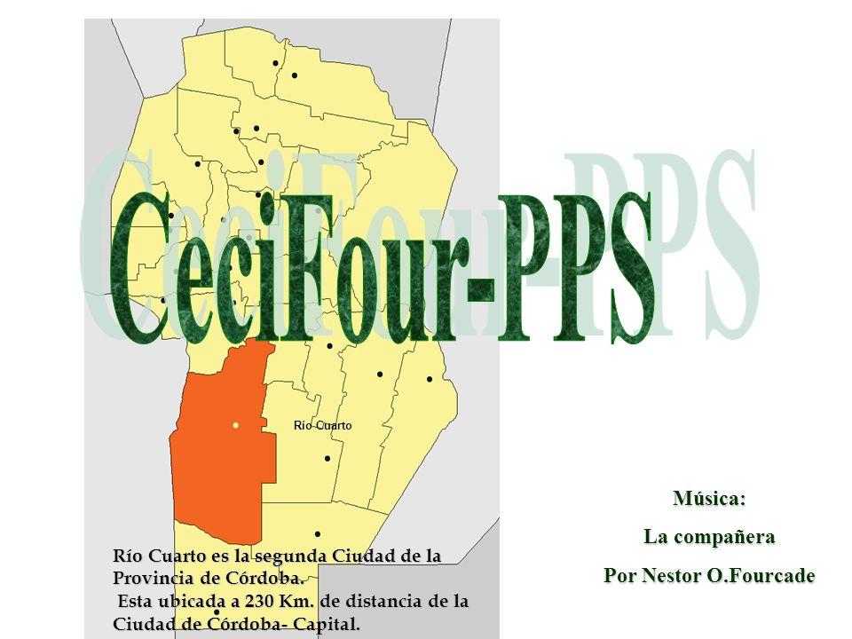 CeciFour-PPS Música: La compañera Por Nestor O.Fourcade