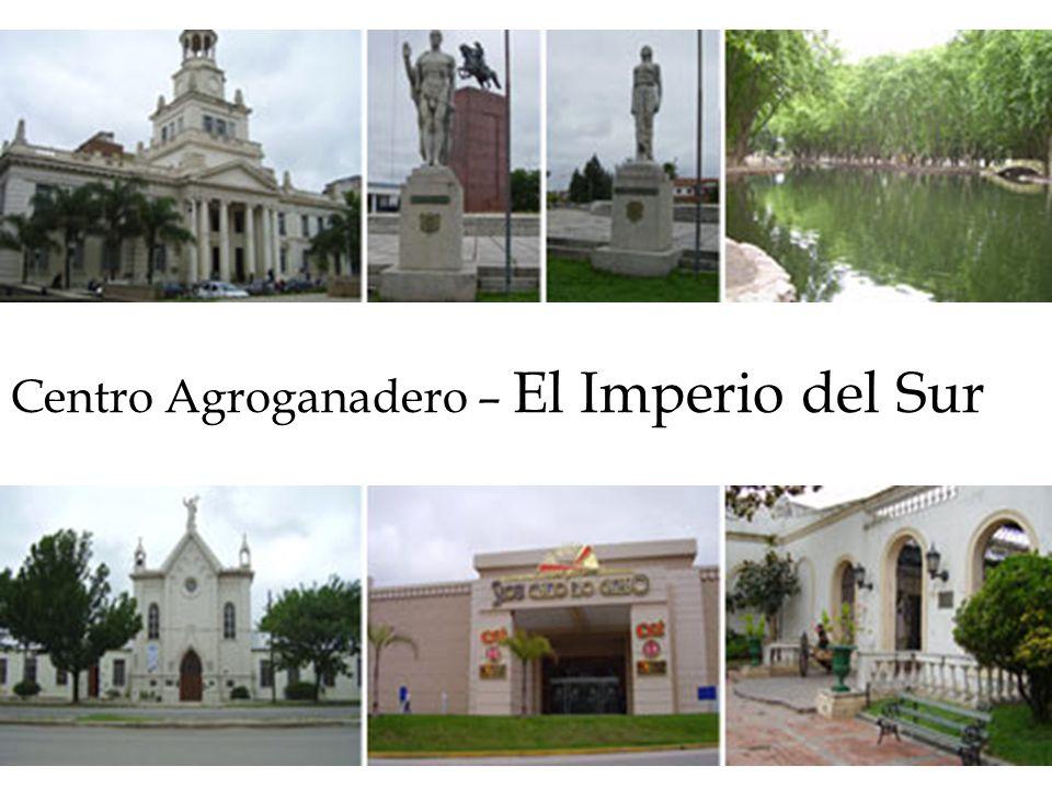 Centro Agroganadero – El Imperio del Sur