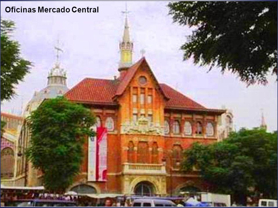 Oficinas Mercado Central