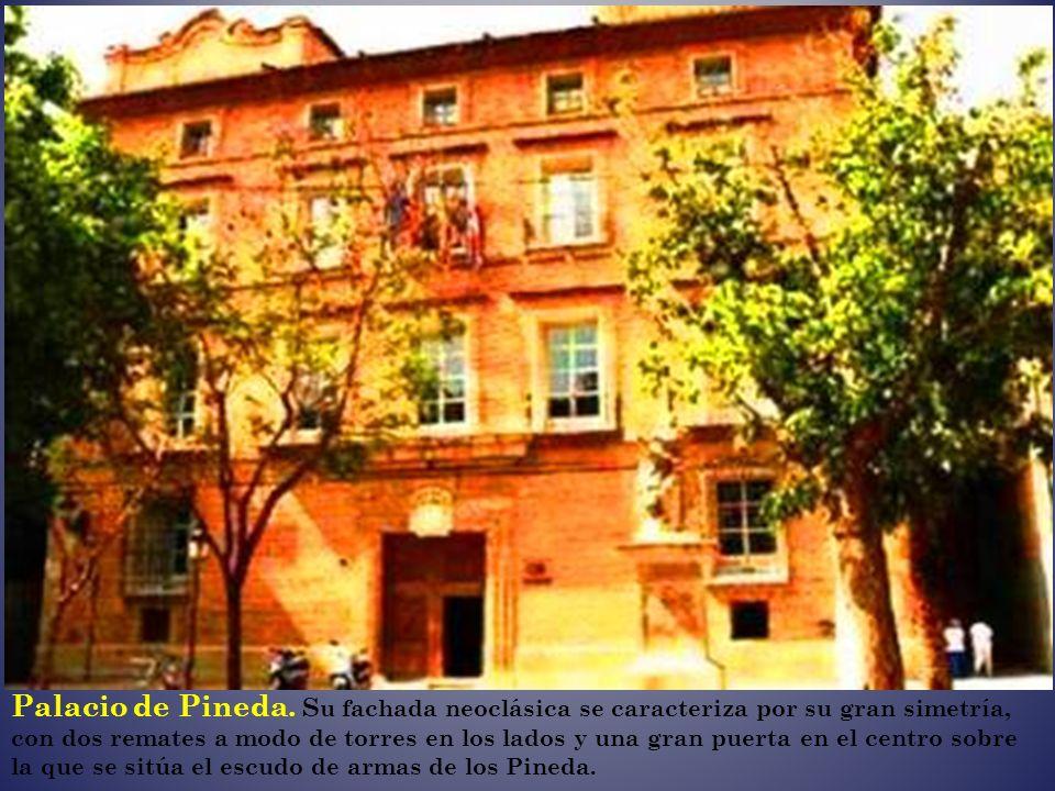Palacio de Pineda.