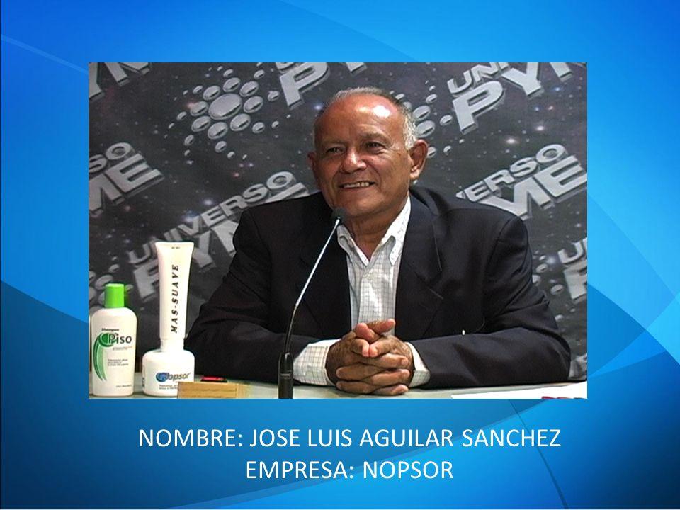 NOMBRE: JOSE LUIS AGUILAR SANCHEZ