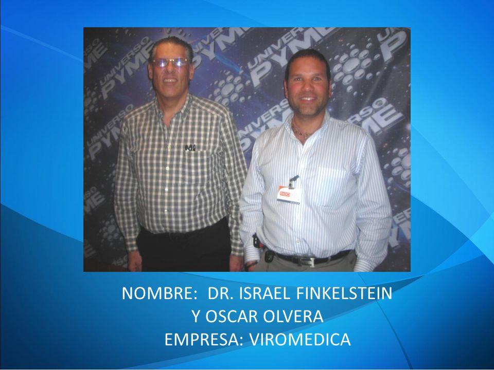 NOMBRE: DR. ISRAEL FINKELSTEIN