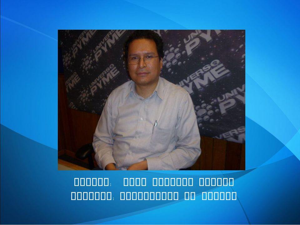 NOMBRE: JOEL RAMIREZ YESCAS EMPRESA: TELEMETRIA DE MEXICO