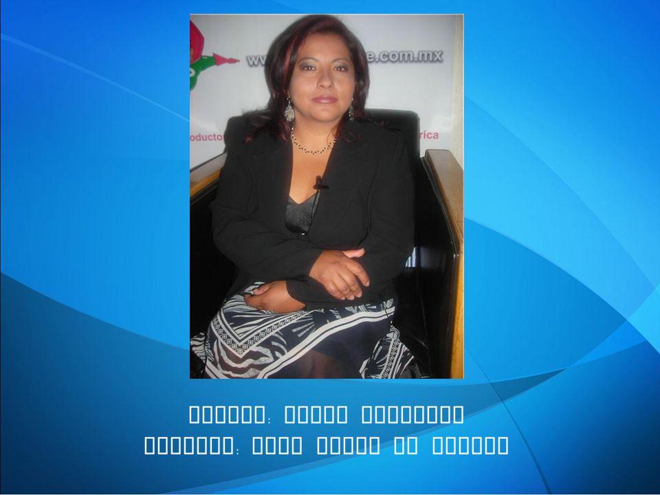 NOMBRE: SONIA GONZALEZ EMPRESA: REAL COSTA DE MARINA