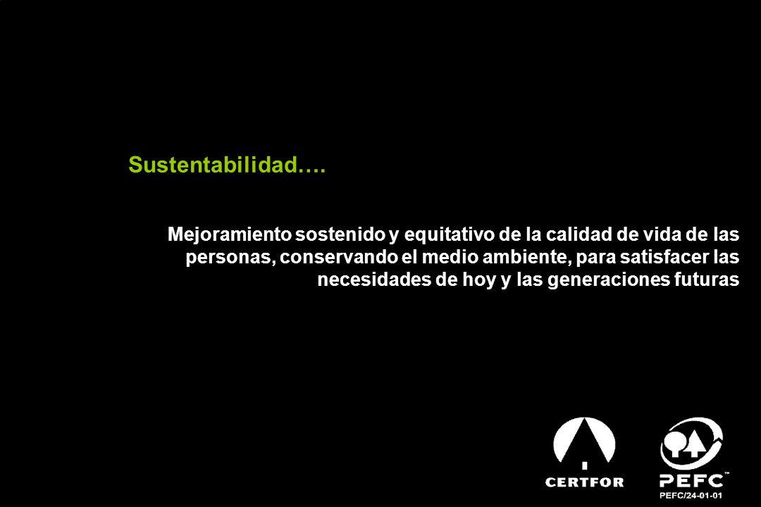 Sustentabilidad….