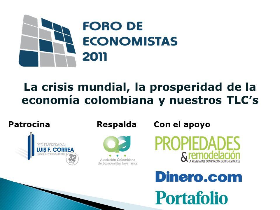La crisis mundial, la prosperidad de la