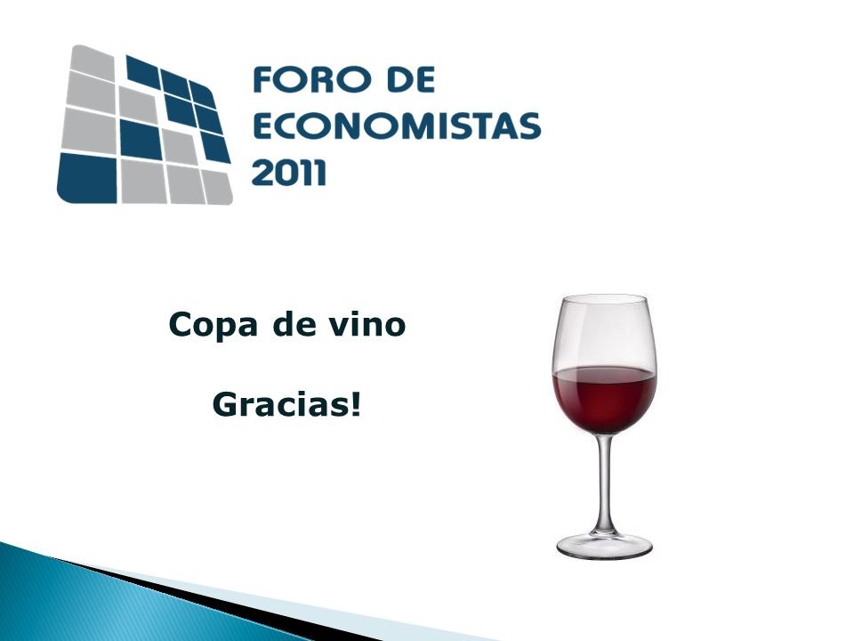 Copa de vino Gracias!