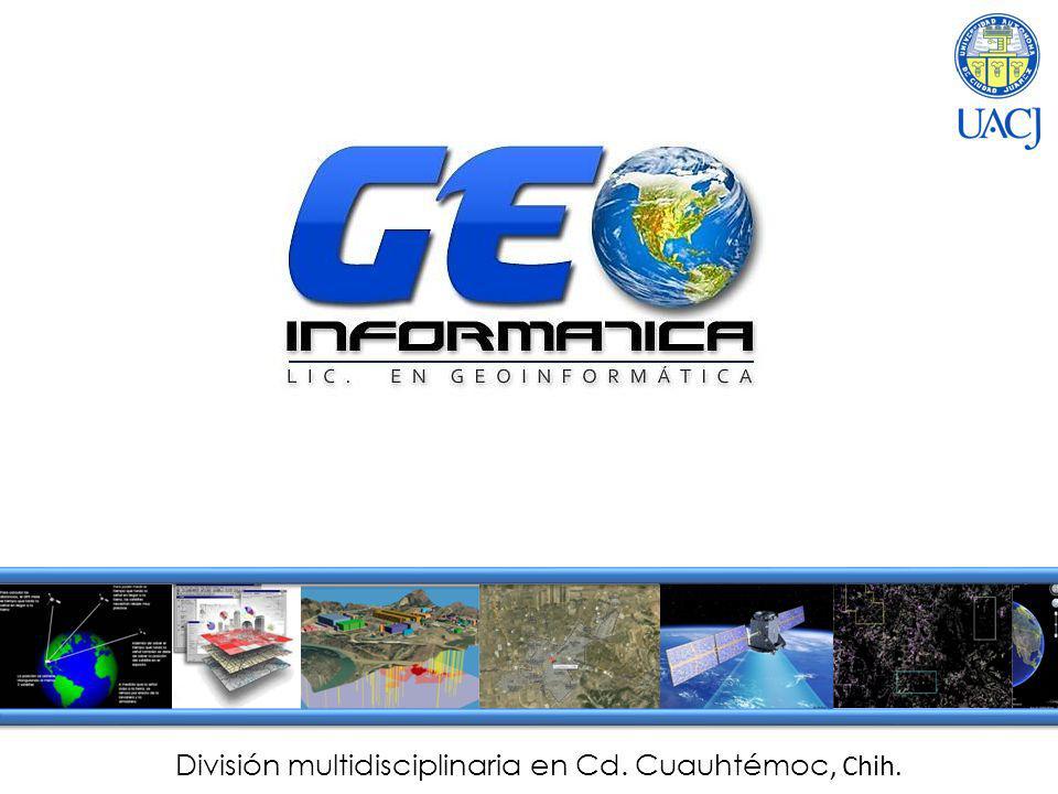 División multidisciplinaria en Cd. Cuauhtémoc, Chih.