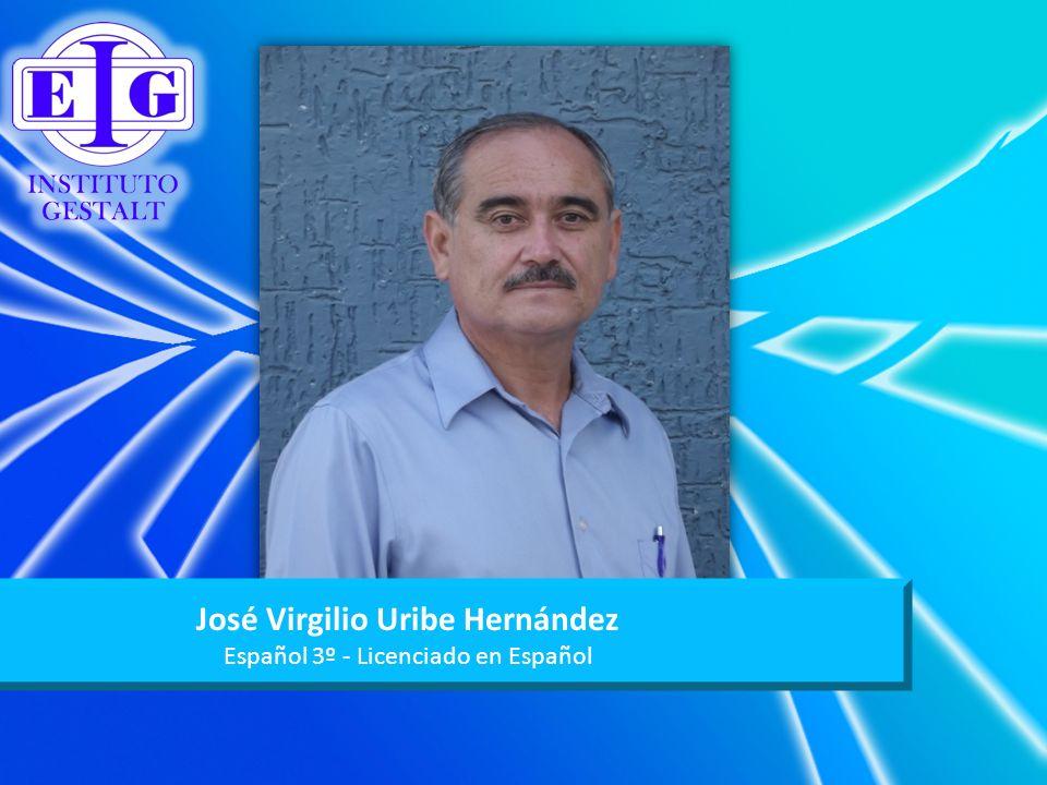 José Virgilio Uribe Hernández