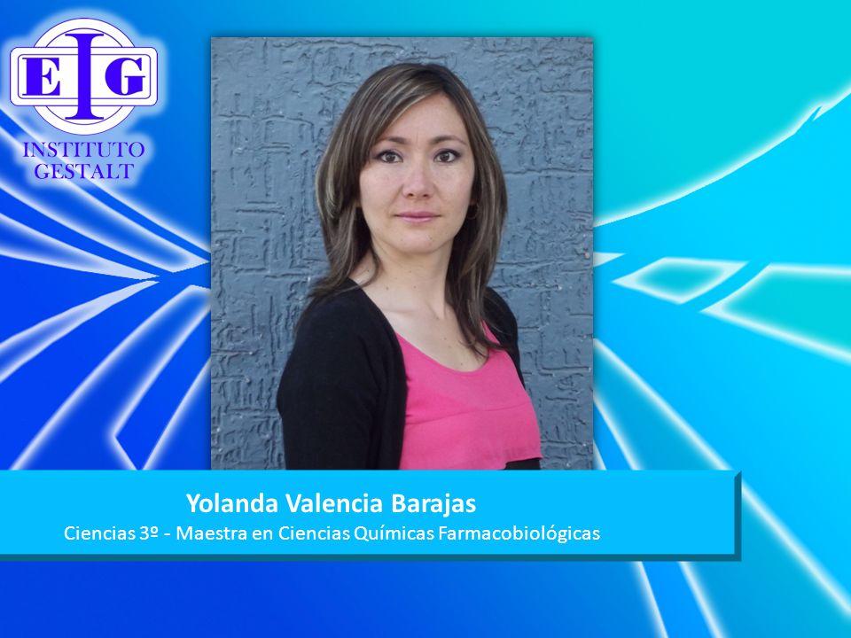 Yolanda Valencia Barajas