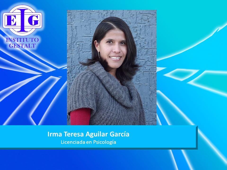 Irma Teresa Aguilar García