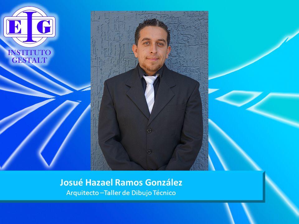 Josué Hazael Ramos González