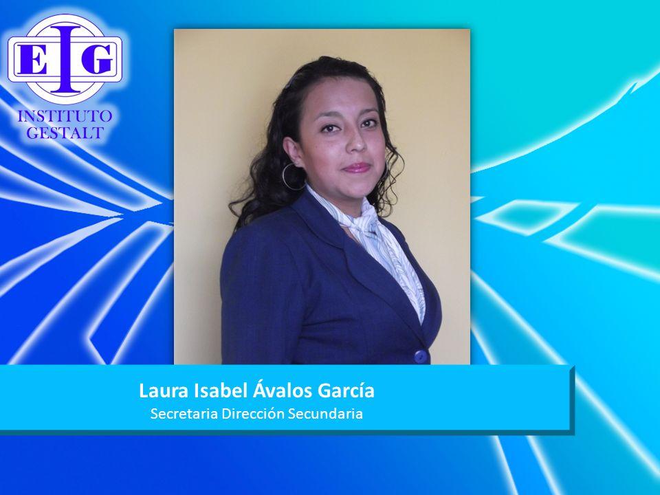 Laura Isabel Ávalos García