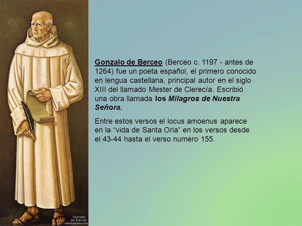 Gonzalo de Berceo (Berceo c