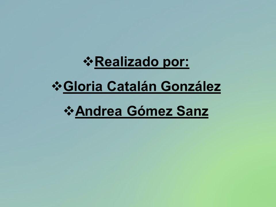 Gloria Catalán González