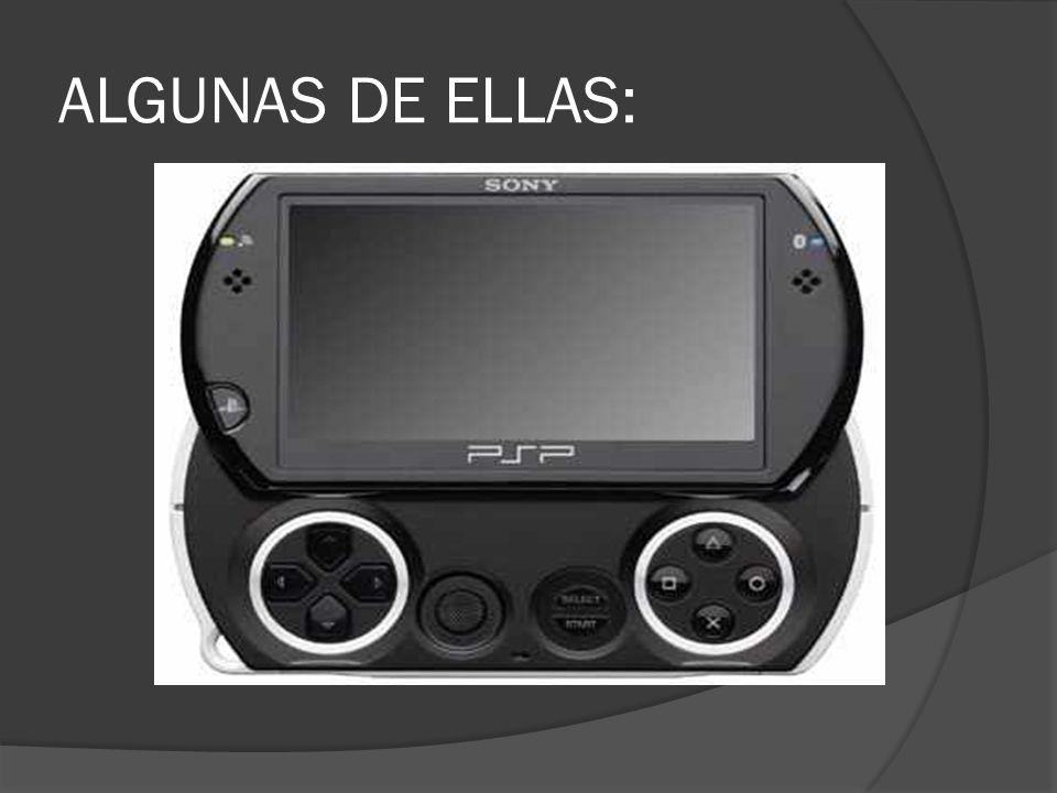 ALGUNAS DE ELLAS: