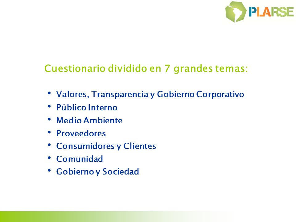 Valores, Transparencia y Gobierno Corporativo Público Interno