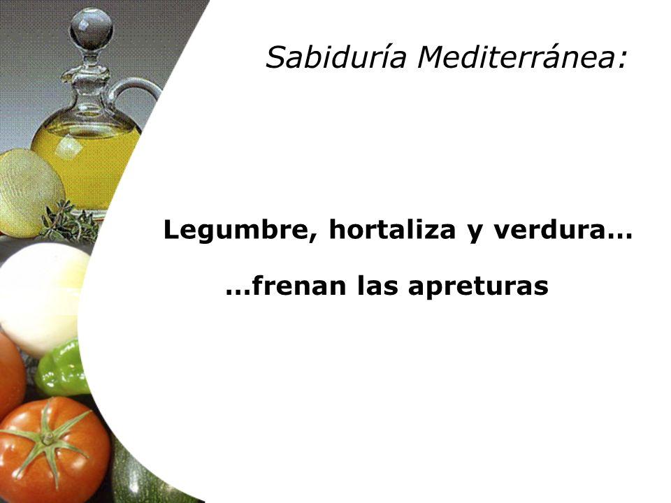 Legumbre, hortaliza y verdura…