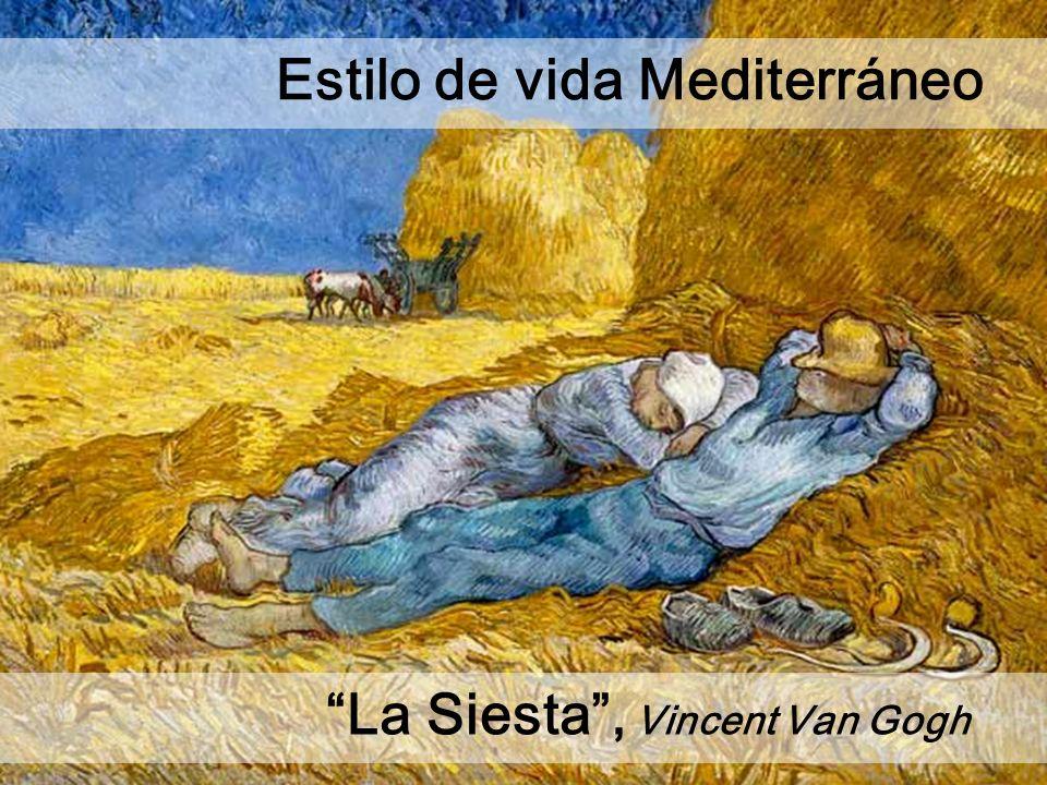 Estilo de vida Mediterráneo