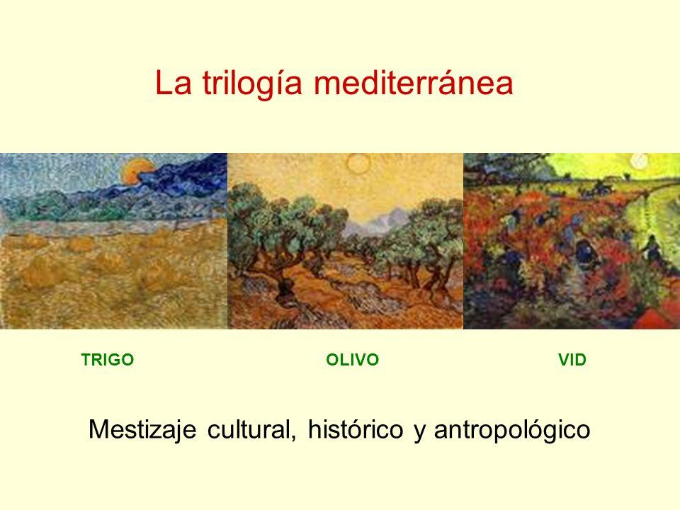 La trilogía mediterránea