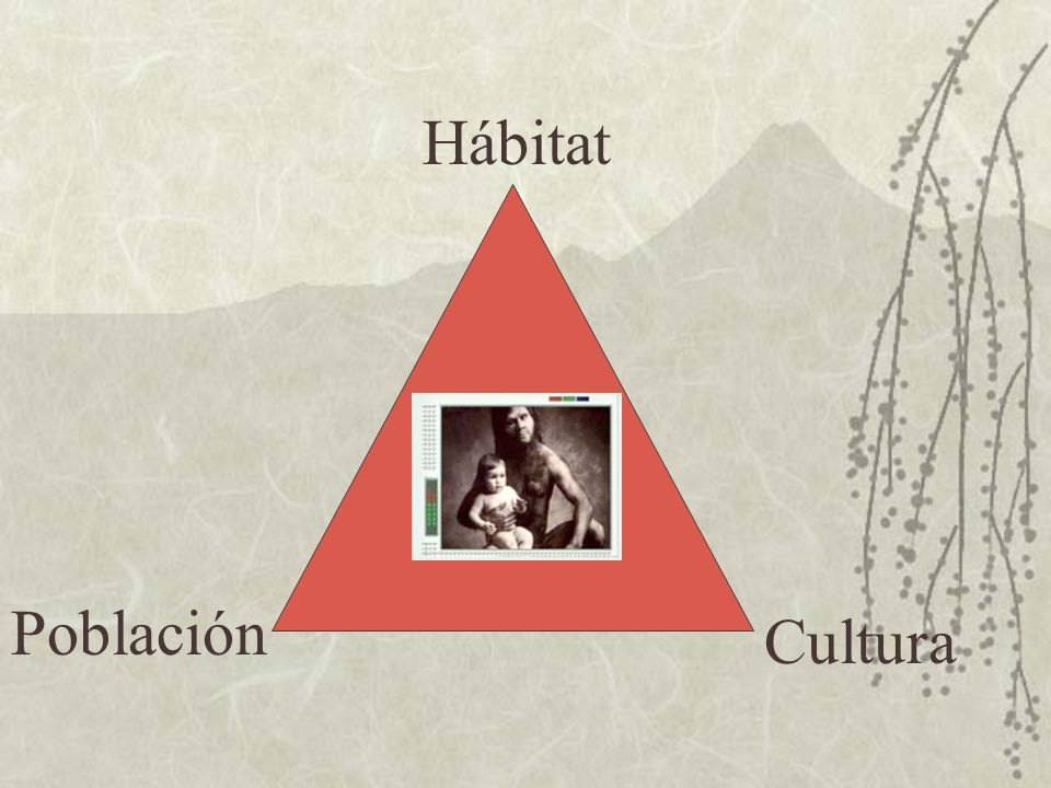 Hábitat Población Cultura
