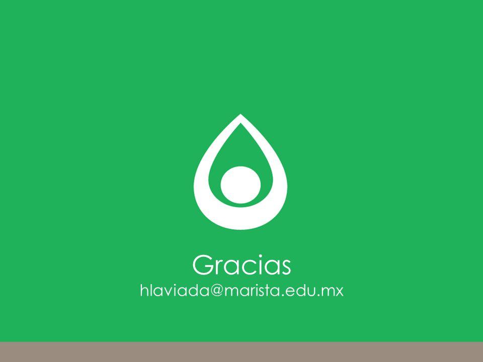 Gracias hlaviada@marista.edu.mx
