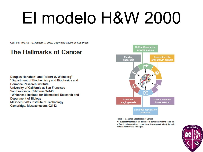 El modelo H&W 2000